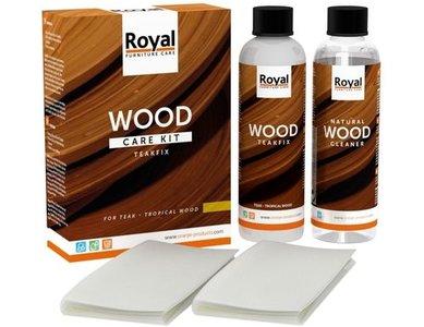 Royal Wood Care Kit - TeakFix