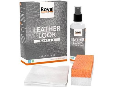 Royal Furniture Care Leather Look Care Kit 1x 150ml